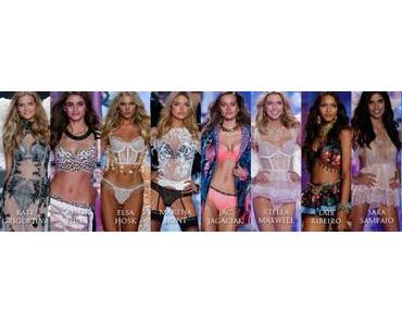 Zehn neue Engel zum niederknien bei Victoria's Secret