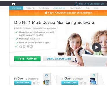 Daten aus mSpy-Überwachungen stehen im Netz