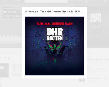 Free Download: Ohrbooten – Tanz mal drüber nach (Smith & Smart Remix)