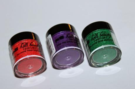 p2 holi beauty FESTIVAL color the world loose pigments + warum Primark, Mädels?