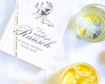 ein Apéritif deluxe – Wodka infusion au thé vert à la menthe
