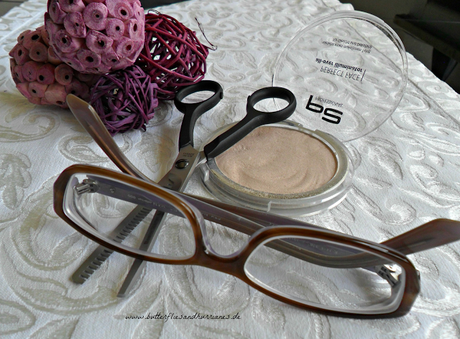 A butterfly: [Blogparade] Show your current Beauty Must-Have!