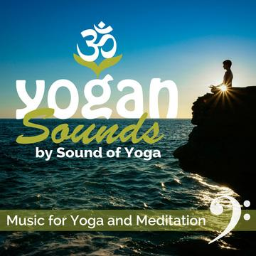 SOUNDS OF YOGA - Let the music play!