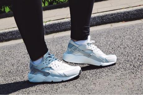 Nike air huarache & kleiner shoot