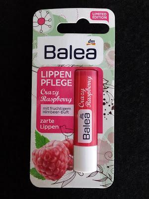 balea crazy raspberry lippenpflege. Black Bedroom Furniture Sets. Home Design Ideas