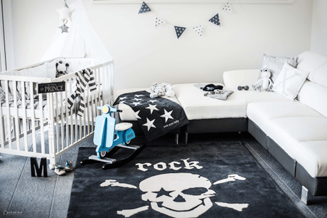 das coolste babyzimmer der welt. Black Bedroom Furniture Sets. Home Design Ideas