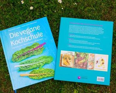 Buchrezension 'Die vegane Kochschule' von Sebastian Copien