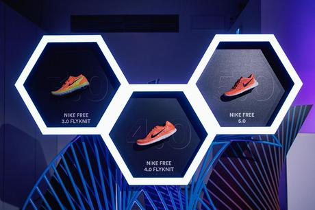 A Force of Nature: Nike Free meets Hansestadt Hamburg