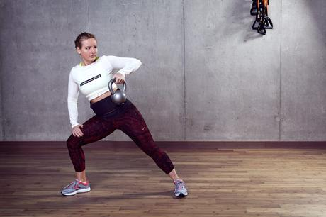 Mein Fitness-Shooting mit Slendertone in Berlin