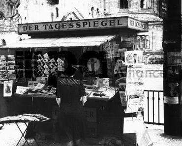 Reeducation und Machtpolitik – Die Anfänge der Berliner Presse 1945/46