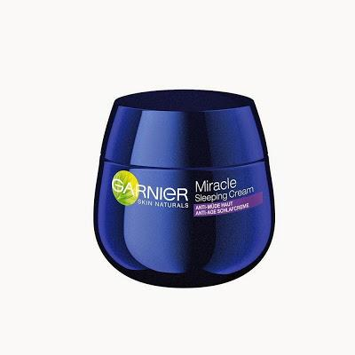 GARNIER MIRACLE SLEEPING CREAM REVIEW: 7-TAGE TEST