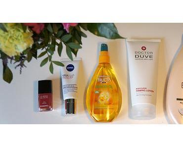 Beauty-Lieblinge im Mai von Doctor Duve, Chanel, Garnier und Nivea