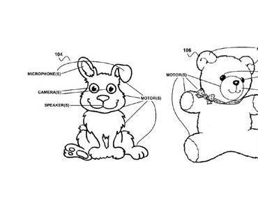 Spionage-Häschen mit süßem Knickohr von Google