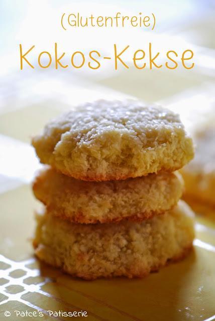 glutenfreie kokos kekse cookies ohne mehl. Black Bedroom Furniture Sets. Home Design Ideas
