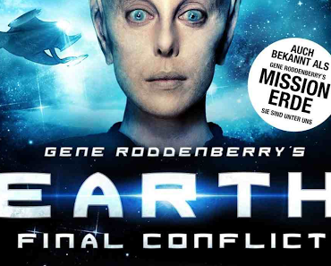 Review: GENE RODDENBERRY'S EARTH: FINAL CONFLICT (Staffel 1) - Die Aliens sind unter uns