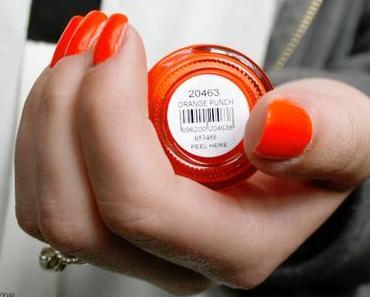 [Lacke] Orly - Orange Punch