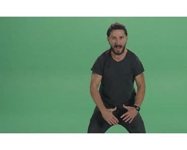 Grandiose Motivationsrede von Shia LaBeouf
