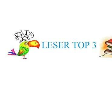 Die Leser Top 3: Part III – LIEBESROMANE