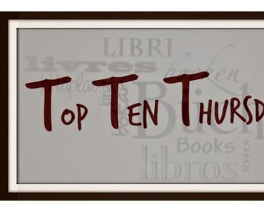 *Top Ten Thursday* 10 Bücher aus dem Heyne Verlag