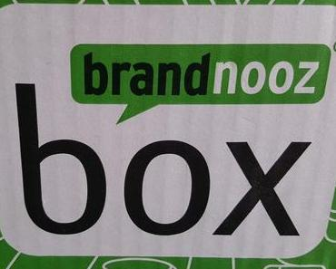 [Unpacking] #1/15 - Brandnooz Box April