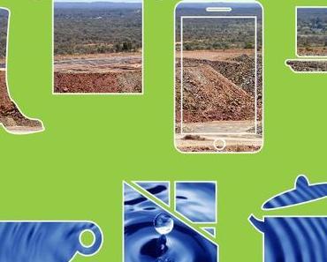 13 Tonnen Wasser um ein Smartphone herzustellen!