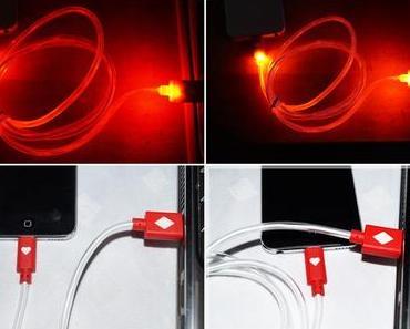 Test - OKCS Premium Leuchtendes Lade - Daten Kabel
