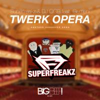 Superfreakz & DJ OGB feat. Gemeni - Twerk Opera (Another Hangover Song)