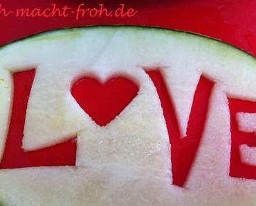 Beginne jeden Tag mit Früchten … und LIEBE