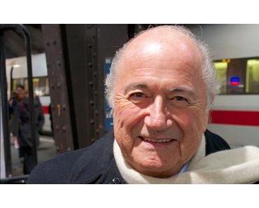 Der Pate ist weg – Blatter ist zurückgetreten