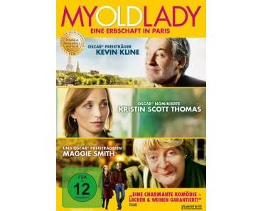 "Filmkritik ""My Old Lady"" (Blu-ray)"