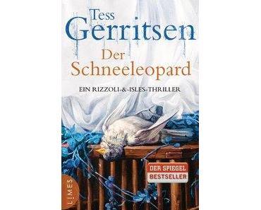 KW23/2015 - Mein Buchtipp der Woche - Der Schneeleopard von Tess Gerritsen