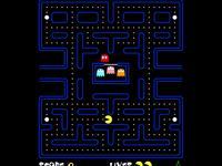 Capture d'écran de Pacman